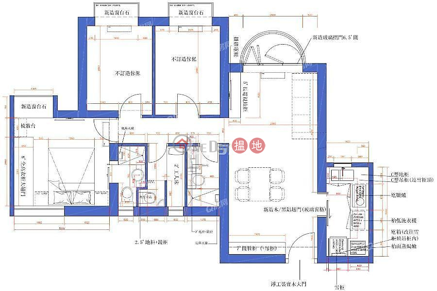 Scenecliff | 3 bedroom High Floor Flat for Sale | 33 Conduit Road | Western District, Hong Kong | Sales, HK$ 19M