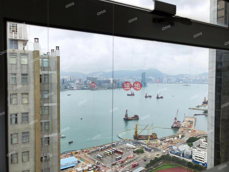Property Search Hong Kong | OneDay | Residential | Rental Listings | Causeway Centre Block C | 1 bedroom High Floor Flat for Rent