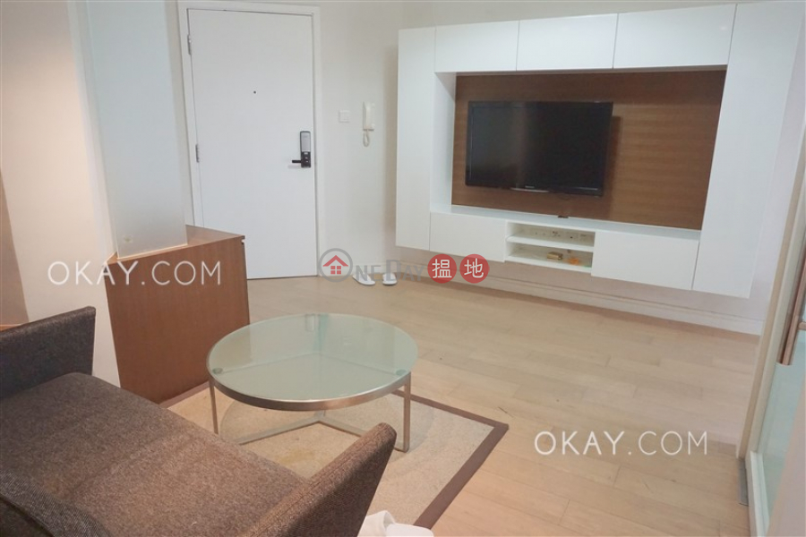 Tasteful 1 bedroom on high floor with balcony | Rental | The Icon 干德道38號The ICON Rental Listings