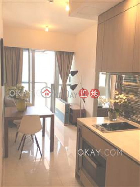 Stylish 1 bedroom on high floor with balcony | For Sale | King\'s Hill 眀徳山 Sales Listings