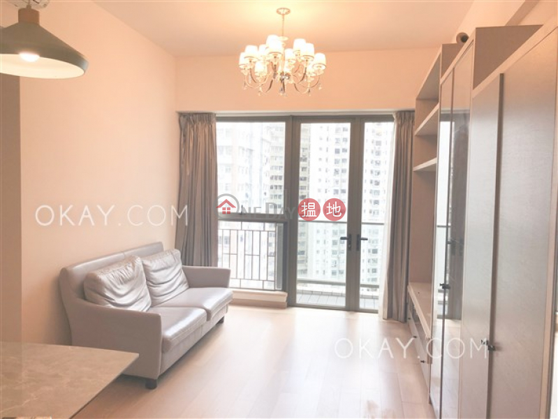 Unique 3 bedroom with balcony | Rental 189 Queen Road West | Western District | Hong Kong | Rental | HK$ 52,000/ month