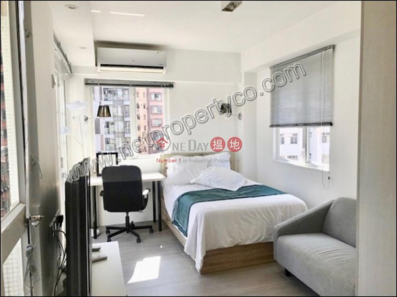 豐逸大廈-38-40第三街 | 西區|香港出售|HK$ 738萬