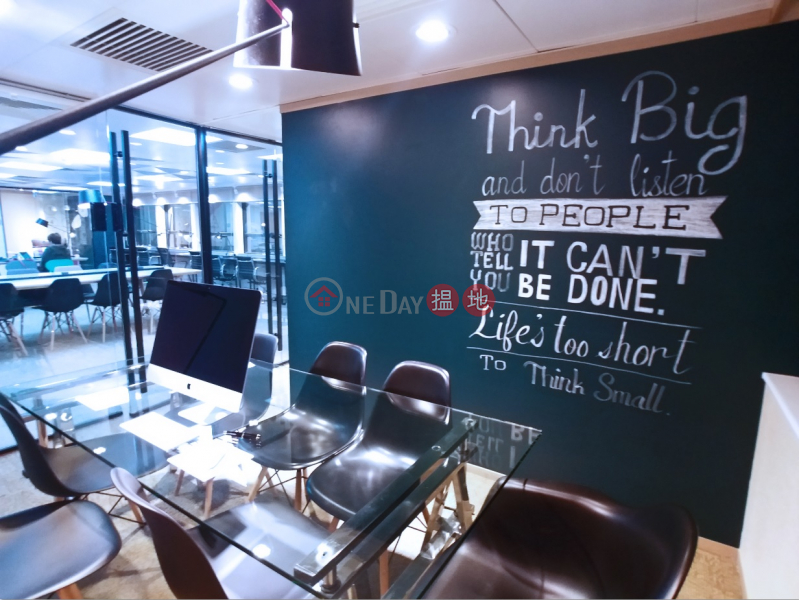 Property Search Hong Kong   OneDay   Office / Commercial Property Rental Listings, Co Work Mau I Meeting Room $180 per hour