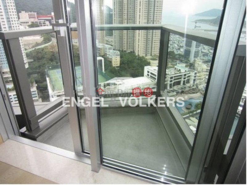 HK$ 21M, Marinella Tower 1 Southern District, 1 Bed Flat for Sale in Wong Chuk Hang