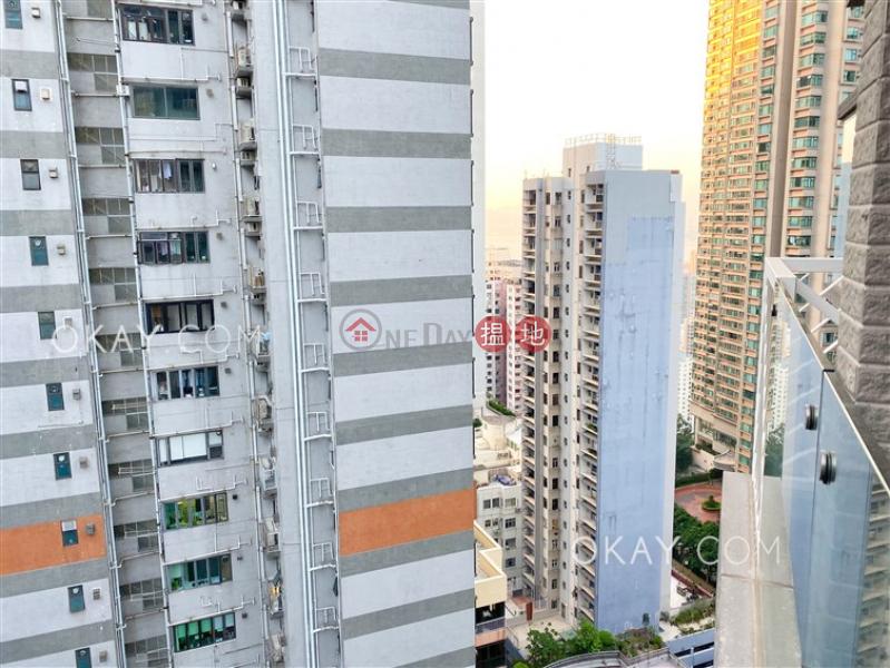 HK$ 30,000/ 月-干德道38號The ICON西區2房1廁,星級會所,露台《干德道38號The ICON出租單位》