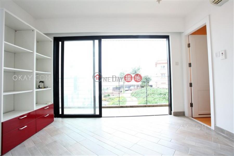 香港搵樓|租樓|二手盤|買樓| 搵地 | 住宅出租樓盤-4房3廁,海景,連車位,露台《小坑口村屋出租單位》