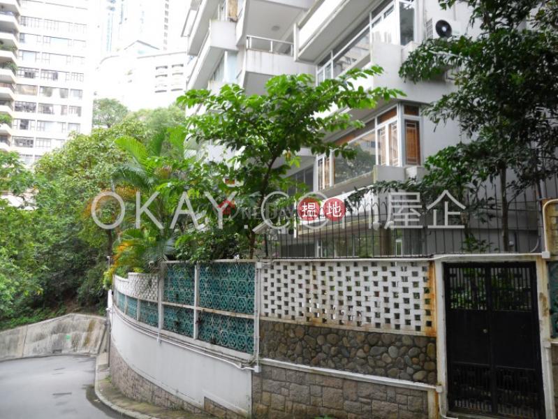 HK$ 100,000/ 月-明雅園中區-4房3廁,實用率高,連車位,露台明雅園出租單位