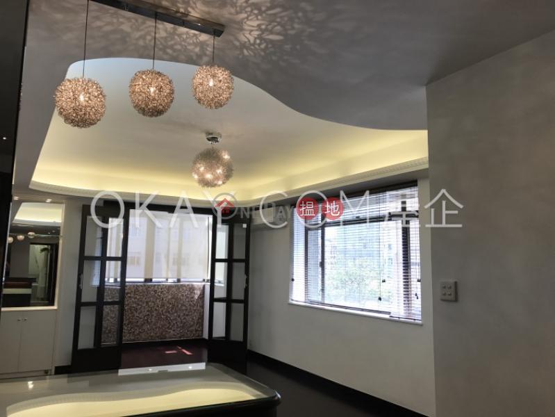 2房1廁,實用率高,露台僑星大廈出租單位|僑星大廈(Kiu Sen Court)出租樓盤 (OKAY-R43421)