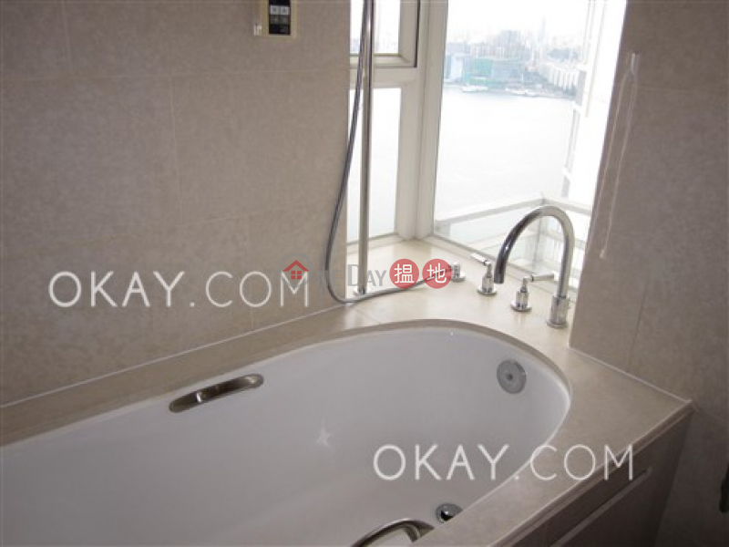 Stylish 2 bedroom on high floor with harbour views | Rental | Island Lodge 港濤軒 Rental Listings