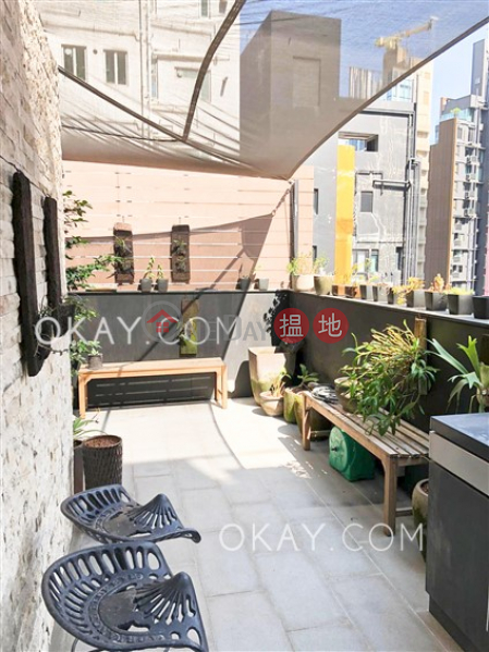 Unique 1 bedroom on high floor with rooftop | For Sale, 3 Chico Terrace | Western District Hong Kong | Sales, HK$ 9.8M