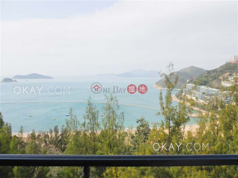 Beautiful 3 bed on high floor with sea views & balcony | Rental | Block A Repulse Bay Mansions 淺水灣大廈 A座 Rental Listings