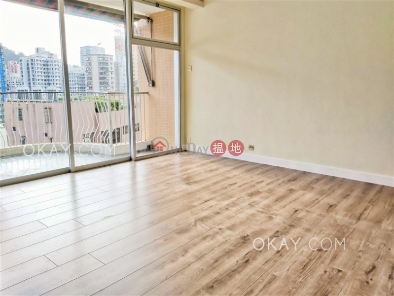 HK$ 65,000/ month | FairVille Garden Wan Chai District | Unique 3 bedroom with balcony & parking | Rental