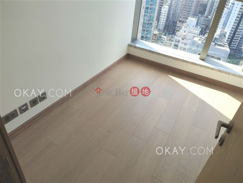 Exquisite 3 bedroom on high floor with balcony | Rental | 23 Graham Street | Central District Hong Kong Rental, HK$ 78,000/ month