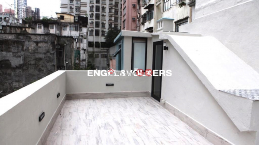 Studio Flat for Rent in Sai Ying Pun, 9 Leung I Fong 兩儀坊9號 Rental Listings | Western District (EVHK44955)