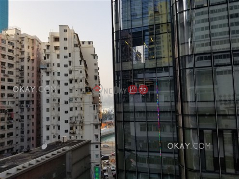 HK$ 33,000/ month | 518-520 Jaffe Road Wan Chai District Charming 2 bedroom on high floor with balcony | Rental
