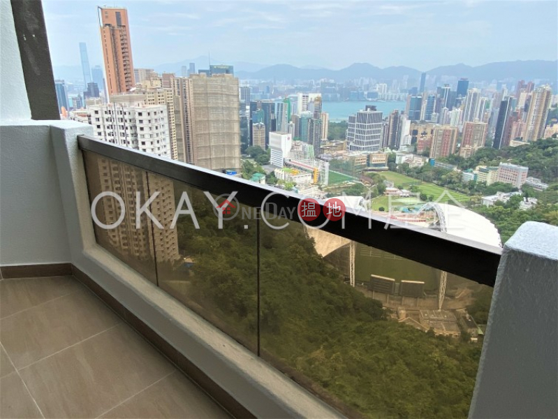Property Search Hong Kong | OneDay | Residential Rental Listings Luxurious 3 bed on high floor with harbour views | Rental