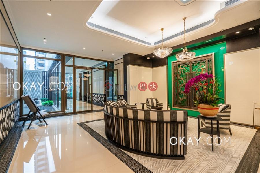 2房2廁,實用率高,極高層,露台《CASTLE ONE BY V出租單位》-1衛城道   西區香港 出租HK$ 124,000/ 月