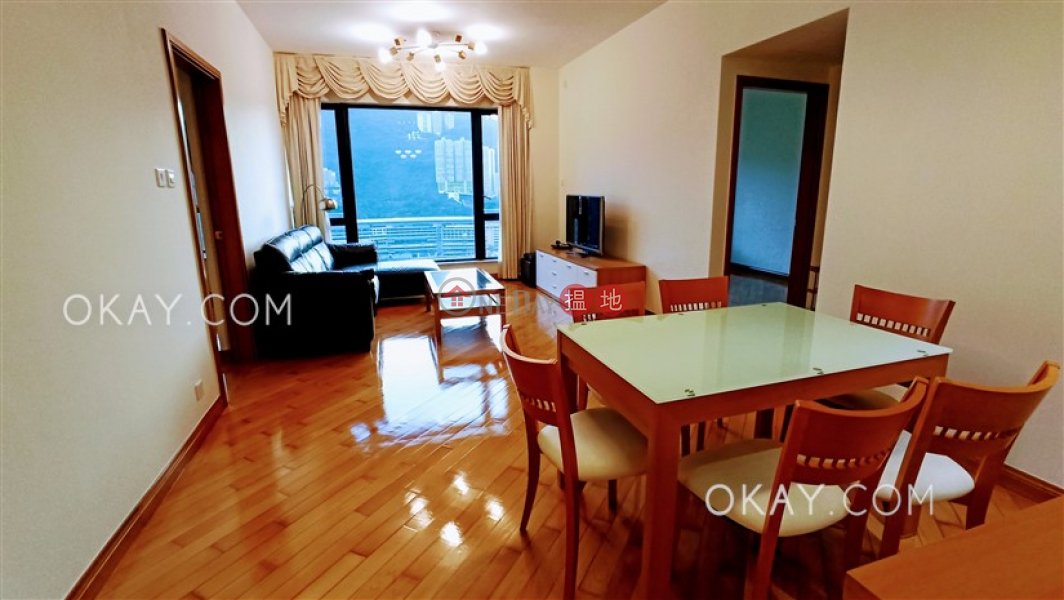 Tasteful 2 bedroom with racecourse views | Rental | The Leighton Hill Block 1 禮頓山1座 Rental Listings