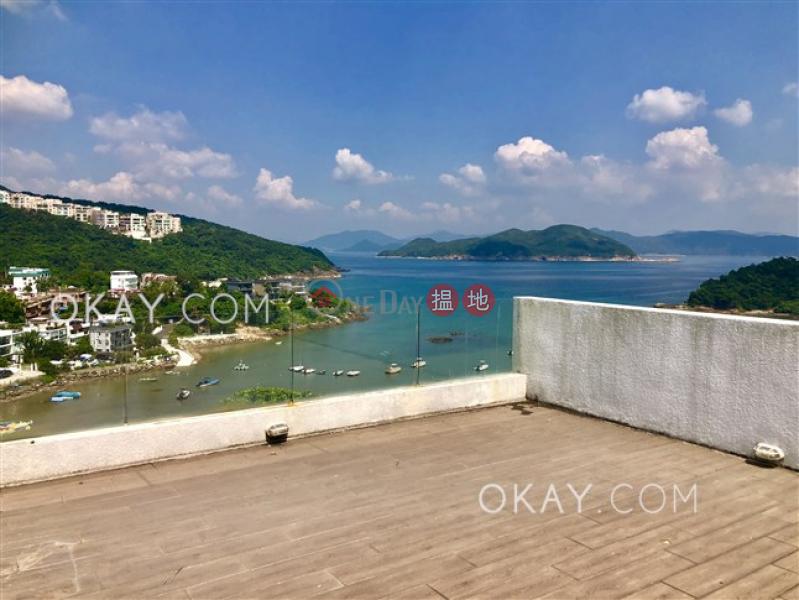 Charming house with sea views, rooftop & terrace   For Sale   Tai Hang Hau Village 大坑口村 Sales Listings