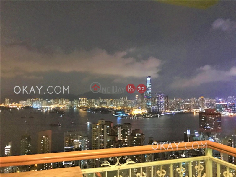 Property Search Hong Kong | OneDay | Residential Rental Listings Gorgeous 2 bed on high floor with sea views & balcony | Rental