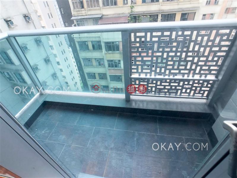 1房1廁,極高層,露台《嘉薈軒出租單位》-60莊士敦道   灣仔區-香港出租 HK$ 22,000/ 月
