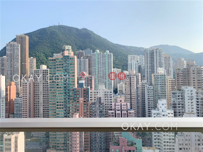 Property Search Hong Kong | OneDay | Residential Rental Listings Popular 3 bedroom on high floor with balcony | Rental