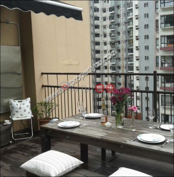 2 Bedrooms Apartment in Mid-Level Central For Rent 21 Robinson Road | Western District | Hong Kong Rental HK$ 22,000/ month