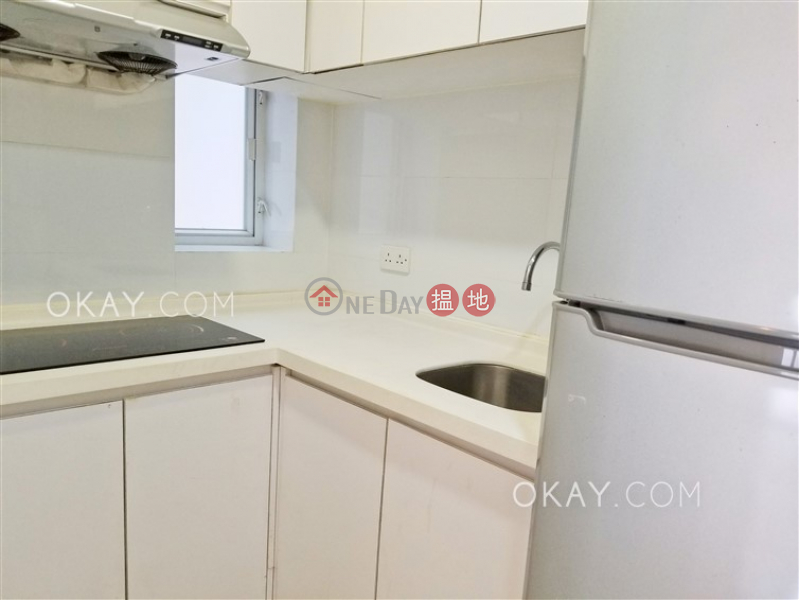 Stylish 1 bedroom with terrace | For Sale | 22-34 Catchick Street | Western District Hong Kong, Sales | HK$ 12.5M