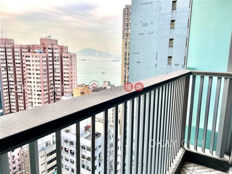 Popular 2 bedroom with balcony   Rental   1 Sai Yuen Lane   Western District Hong Kong Rental   HK$ 30,000/ month
