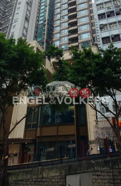 HK$ 33,800/ month Castle One By V, Western District, 1 Bed Flat for Rent in Mid Levels West