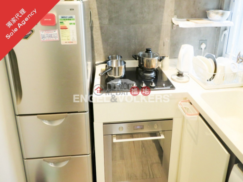 1 Bed Flat for Sale in Mid Levels West, Woodland Court 福臨閣 Sales Listings | Western District (EVHK43785)