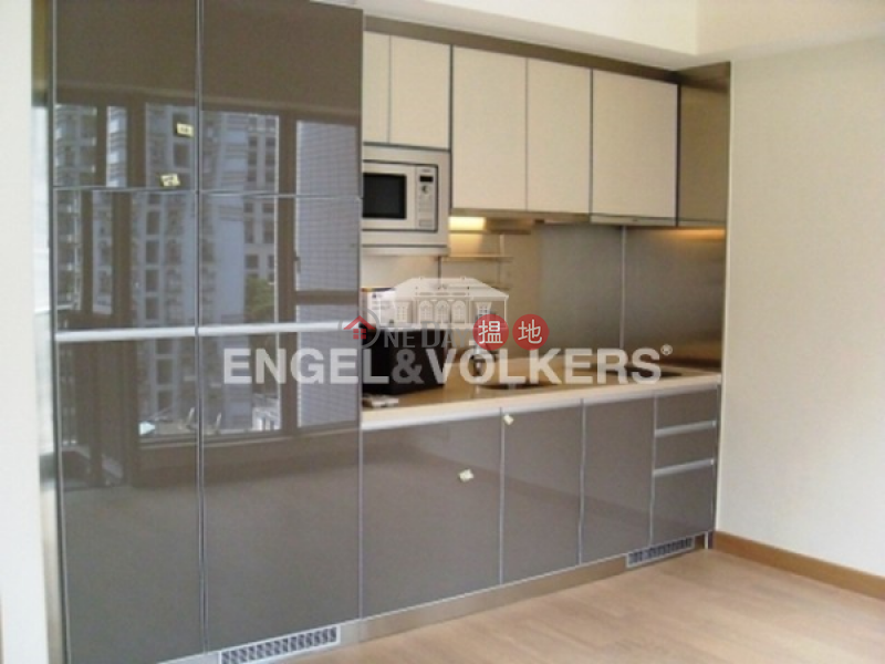 1 Bed Flat for Sale in Sai Ying Pun, Island Crest Tower 1 縉城峰1座 Sales Listings | Western District (EVHK26824)