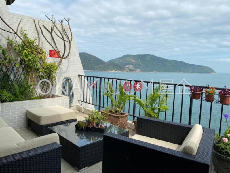 Luxurious 3 bedroom with balcony & parking | Rental | Tai Tam Crescent 映月閣 Rental Listings