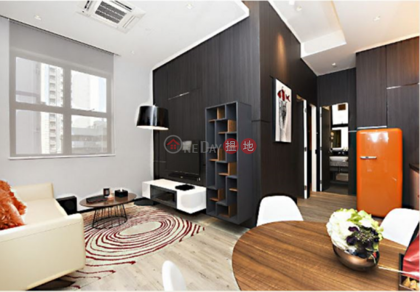 Property Search Hong Kong | OneDay | Residential | Rental Listings, 1 Bed Flat for Rent in Sai Ying Pun