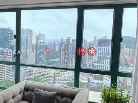 Lovely 2 bedroom on high floor with parking | Rental|Caroline Garden(Caroline Garden)Rental Listings (OKAY-R122787)_0