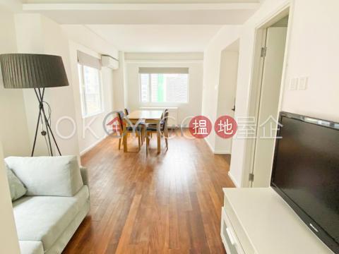 Unique 1 bedroom in Mid-levels West | Rental|Tim Po Court(Tim Po Court)Rental Listings (OKAY-R9366)_0