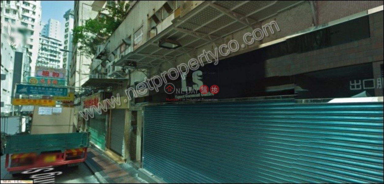 HK$ 48,000/ month | Fortune Court Yau Tsim Mong | Ground Floor city area shop for rent