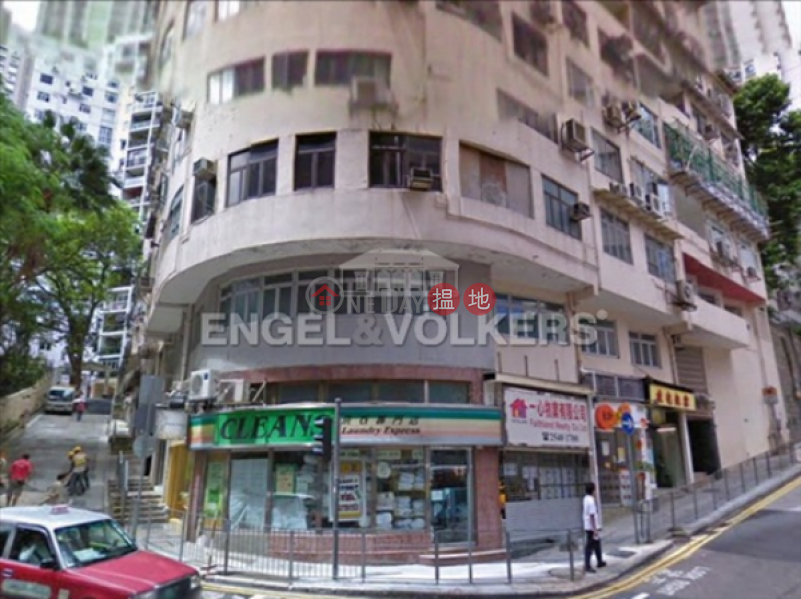 1 Bed Flat for Rent in Mid Levels West, Hing Wah Mansion 興華大廈 Rental Listings | Western District (EVHK10611)
