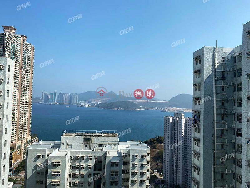 香港搵樓 租樓 二手盤 買樓  搵地   住宅 出售樓盤 景觀開揚,間隔實用,有匙即睇富怡花園 4座買賣盤