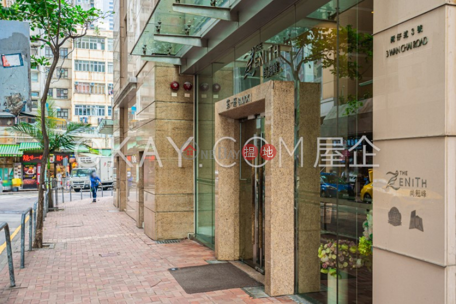 Property Search Hong Kong | OneDay | Residential Rental Listings | Nicely kept 3 bedroom on high floor with balcony | Rental
