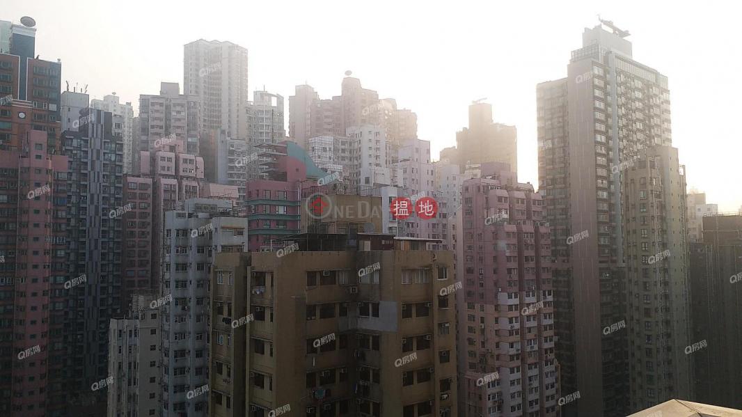 靜中帶旺,地段優越,乾淨企理《縉城峰1座租盤》|8第一街 | 西區香港|出租-HK$ 32,000/ 月