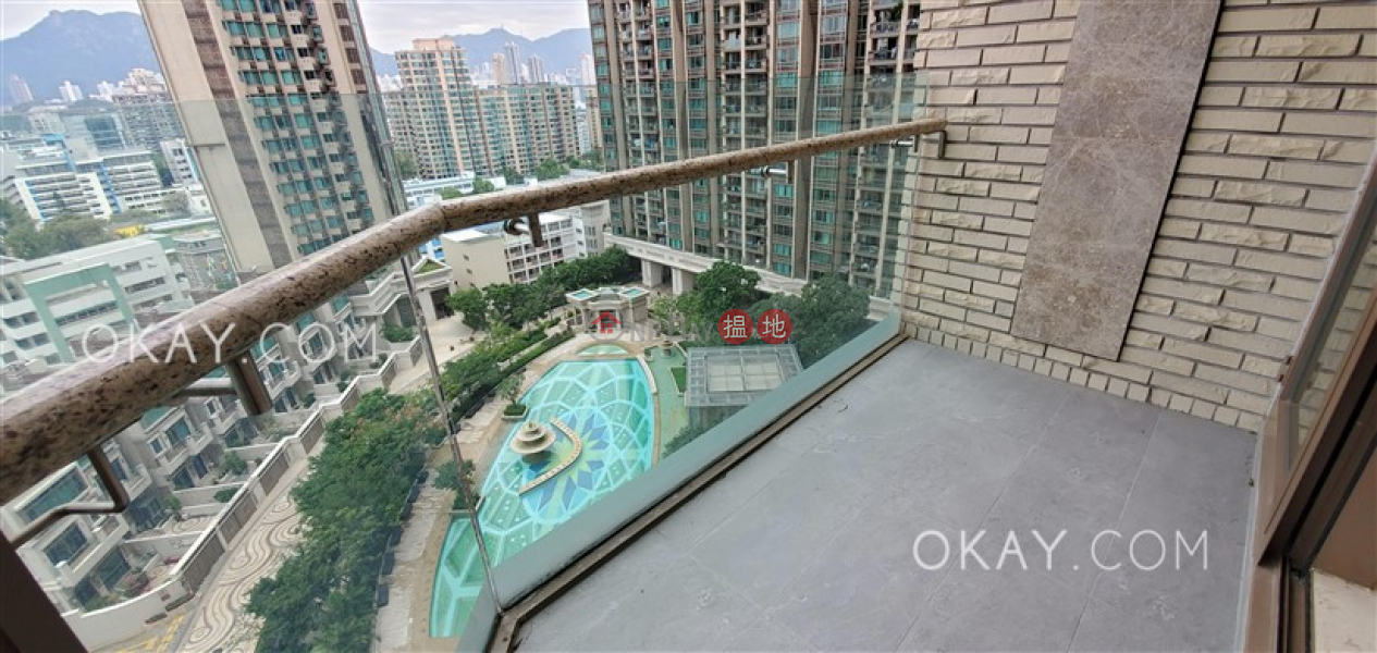 Stylish 4 bedroom with balcony | For Sale | Celestial Heights Phase 2 半山壹號 二期 Sales Listings