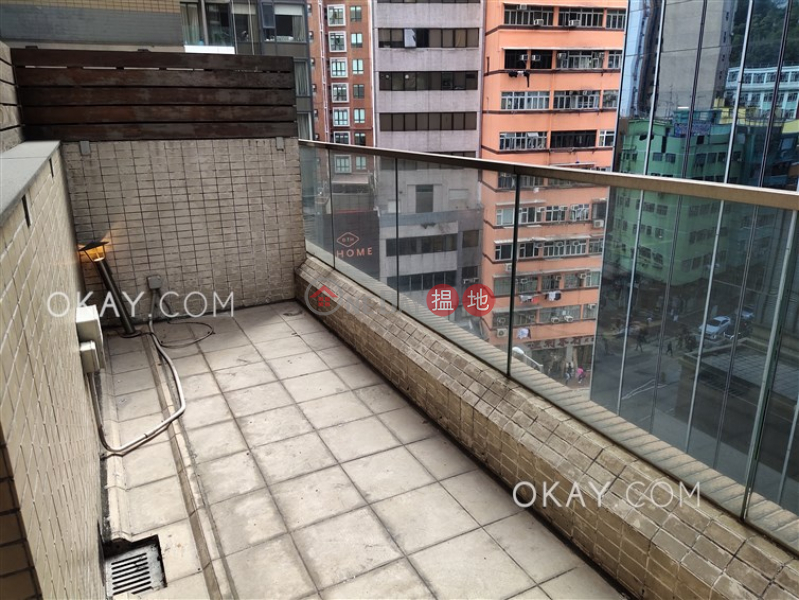 Property Search Hong Kong | OneDay | Residential Rental Listings, Practical 1 bedroom with terrace & balcony | Rental
