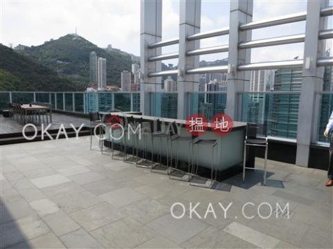 Intimate 1 bedroom with balcony | Rental|Wan Chai DistrictJ Residence(J Residence)Rental Listings (OKAY-R63966)_0