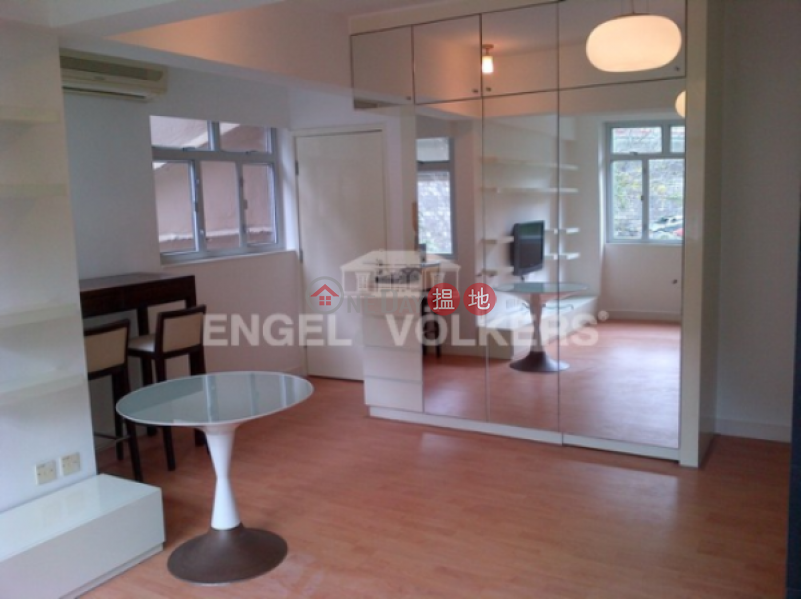 Studio Flat for Rent in Central, Glenealy Building 樹福大廈 Rental Listings | Central District (EVHK93389)