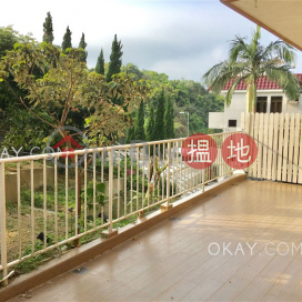Lovely house with terrace & parking | Rental|Mang Kung Uk Village(Mang Kung Uk Village)Rental Listings (OKAY-R291878)_0