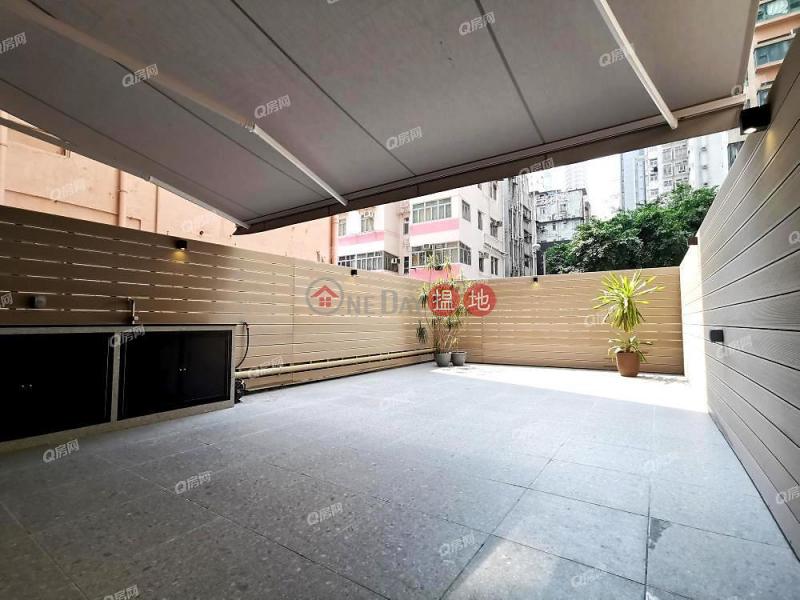 名校網,交通方便,乾淨企理,連租約《福安大廈買賣盤》23-25北街 | 西區|香港出售|HK$ 670萬