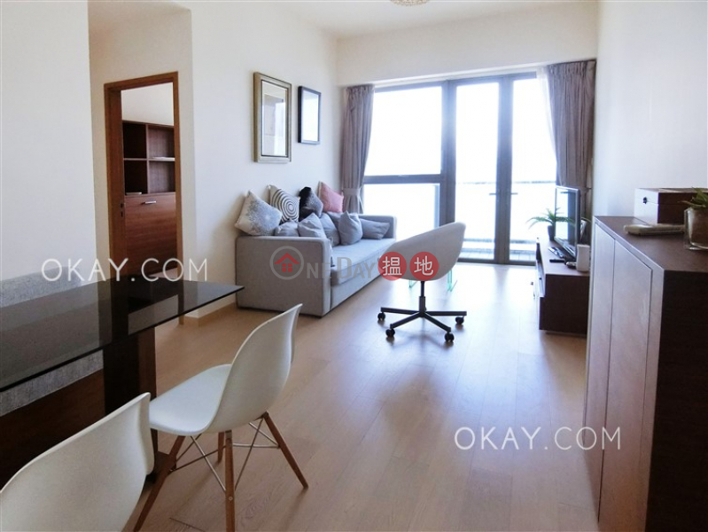 Rare 2 bed on high floor with harbour views & balcony | Rental | SOHO 189 西浦 Rental Listings