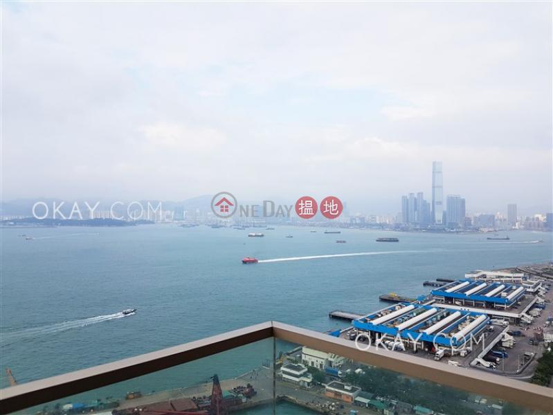 Popular 2 bedroom on high floor with balcony   Rental   Harbour One 維壹 Rental Listings