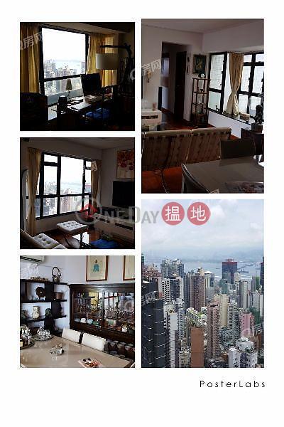 環境優美,豪宅名廈,地標名廈,地段優越《嘉兆臺買賣盤》|10羅便臣道 | 西區-香港出售HK$ 2,450萬